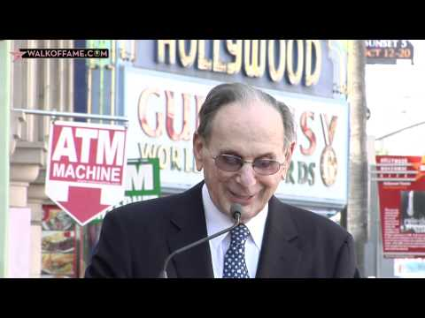 HAL DAVID HONORED WITH HOLLYWOOD WALK OF FAME STAR
