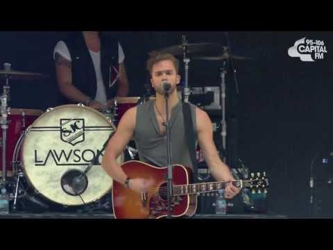 Lawson - 'Don't You Worry Child' (Live Performance, Summertime Ball 2013) HD