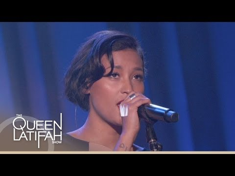 """Icona Pop Performs """"Just Another Night"""" for Queen Latifah"""