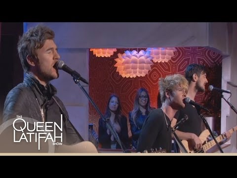 Kodaline 'Love Like This' Full Performance on The Queen Latifah Show