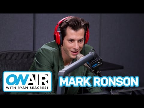 "Mark Ronson Talks ""Uptown Funk"" 