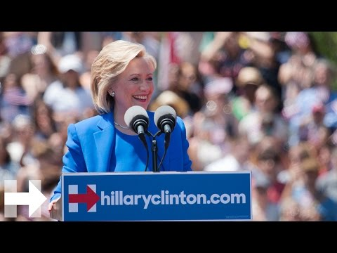 Hillary Clinton's Official Campaign Launch | Hillary Clinton