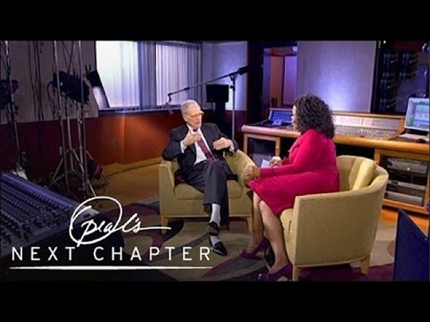 Oprah Settles Her Feud with David Letterman | Oprah's Next Chapter | Oprah Winfrey Network