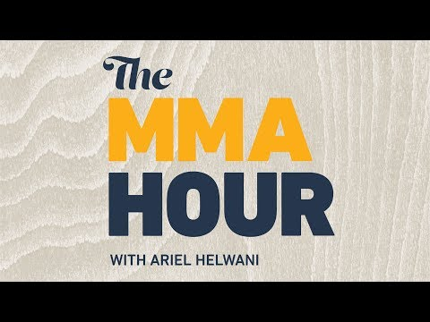 The MMA Hour Live - June 19, 2017