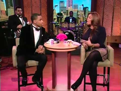 Trey Songz on the Wendy Williams Show