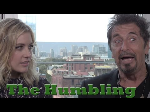 DP/30 @TIFF '14: The Humbling, Al Pacino, Greta Gerwig