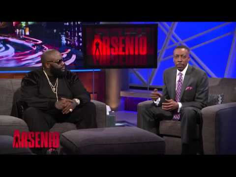 Rick Ross On Arsenio: Talks About Rap Beef With Jeezy & More!