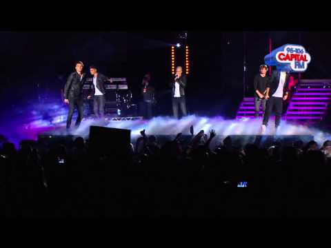 The Wanted - 'Heart Vacancy' (Live Performance, Jingle Bell Ball 2012)