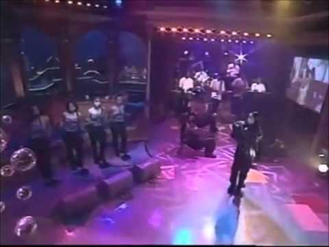 Aaliyah - Try Again (Live @ Rosie O'Donnell)