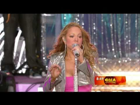 Bye Bye - Mariah Carey @ (Good Morning America 25.04.2008) HD [1080p]