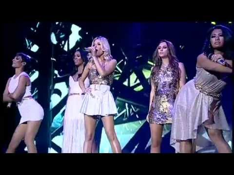 The Saturdays - Notorious - Jingle Bell Ball 2011