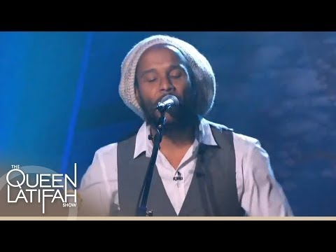 "Ziggy Marley Performs ""I Don't Want To Live On Mars"" on The Queen Latifah Show"
