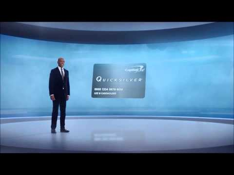 Samuel L. Jackson's Capital One Commercial