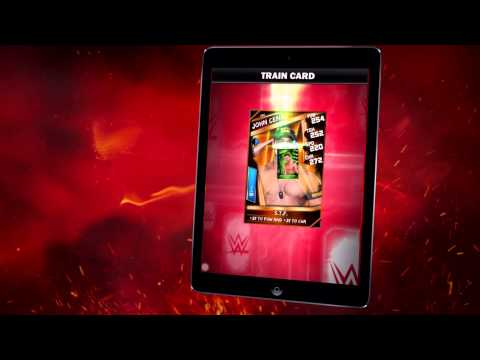 WWE SuperCard (Announcement)
