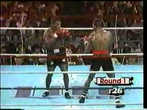 Mike Tyson vs. Alfonso Ratliff (full fight)