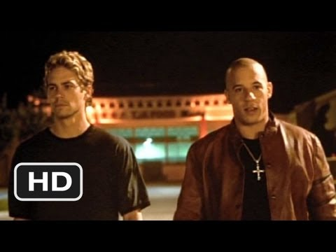 The Fast and the Furious Official Trailer #1 - (2001) HD