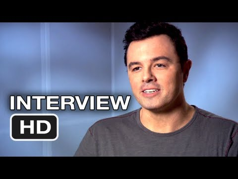Ted Interview - Seth MacFarlane - Comedy Movie HD