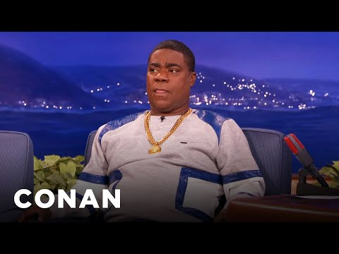 Tracy Morgan Got Thrown Out Of Prince's House