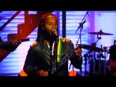 """Ziggy Marley - """"I Don't Want To Live On Mars"""" Live on The Conan O'brien Show, 5/5/14"""