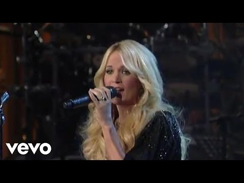 Carrie Underwood - Good Girl (Live on Letterman)