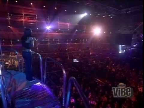 Aaliyah introducing Mya, Pink, and Usher on Janet Jackson mtv icon show