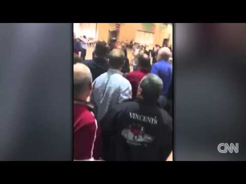 Protester Kicked Out Of Trump Rally After Altercation