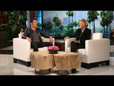 James Marsden Talks 'The Best of Me'