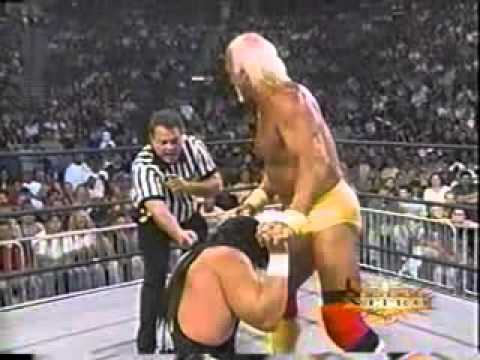 Hulk Hogan vs Sting - World Heavyweight title - WCW Monday Nitro - 8/23/99