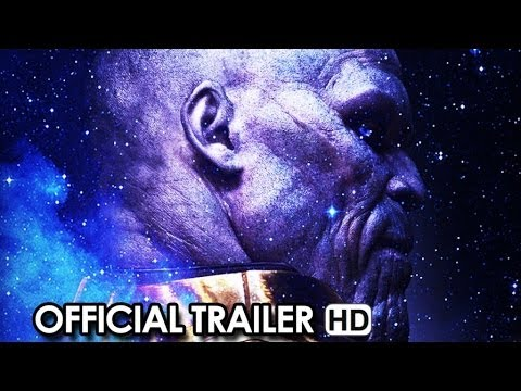Guardians of the Galaxy Official Trailer #1 (2014) HD