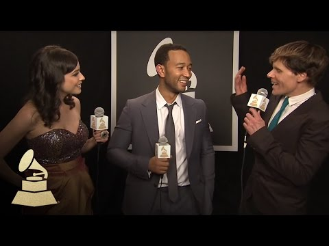 John Legend Interview at 53rd Annual GRAMMY Awards - GRAMMY Live