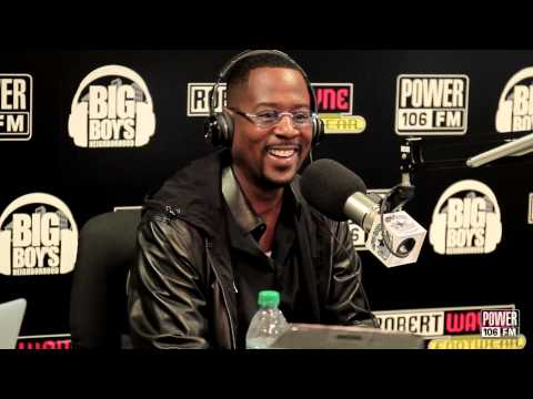 Exclusive: Comedian Martin Lawrence Talks Bad Boys 3 and Kevin Hart