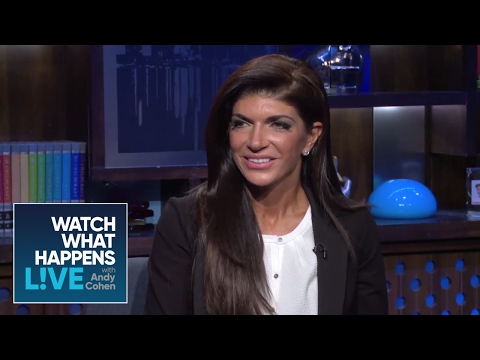Exclusive Footage: Teresa & Joe Giudice on Prison Sentence pt.2