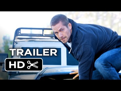 Furious 7 Official Trailer #1 (2015) - Vin Diesel, Paul Walker Movie HD