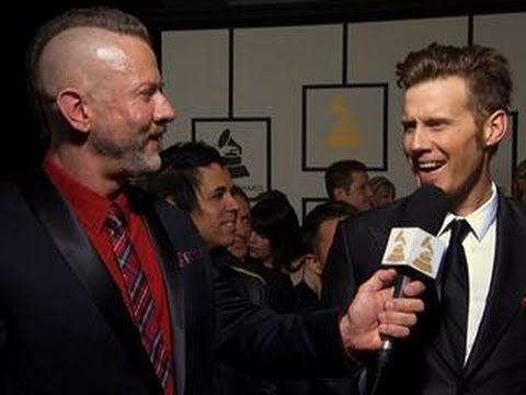 GRAMMY Live - Red Carpet Interview: Building 429