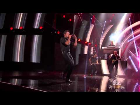 American Music Awards 2013 - Luke Bryan - That's My Kind of Night