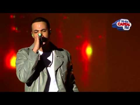 JLS - 'Hold Me Down' (Live Performance, Jingle Bell Ball 2012)