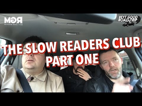 Episode 2 (Pt1) The Slow Readers Club