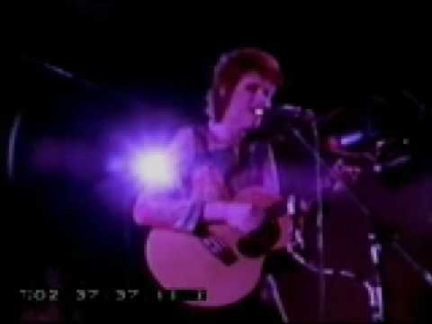 Bowie - Ziggy Stardust - Aylesbury 1972 ** Updated **