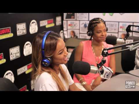 Karrueche Talks About Chris Brown, His Past+His Instagram Photos