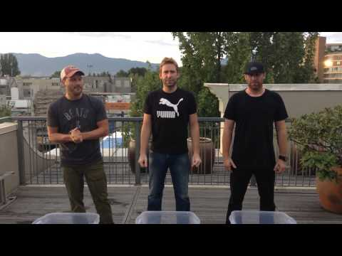 Nickelback - Ice Bucket Challenge To Strike Out ALS