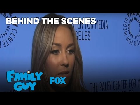 FAMILY GUY | Interview with Lauren Conrad on her Family Guy appearance | FOX BROADCASTING