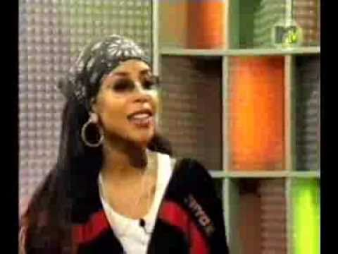 Aaliyah Interview on Select MTV 2000