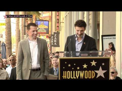 JON CRYER HONORED WITH HOLLYWOOD WALK OF FAME STAR