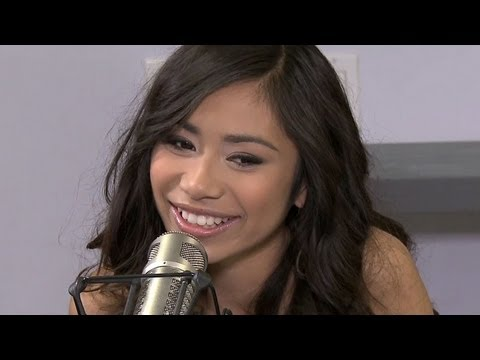 Jessica Sanchez Bailed On Prom Date   Interview   On Air With Ryan Seacrest