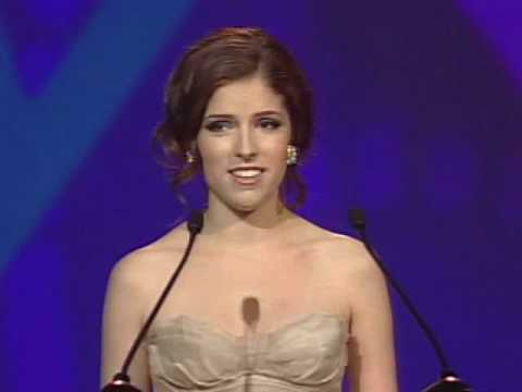 "Anna Kendrick honored with ""Rising Star Award"" at 21st Annual PSIFF"