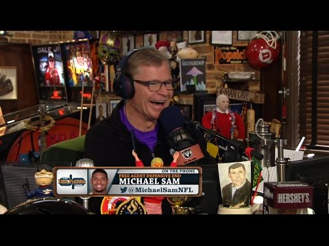 Michael Sam on The Dan Patrick Show (Full Interview) 9/25/15