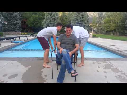 Donny Osmond ALS Ice Bucket Challenge