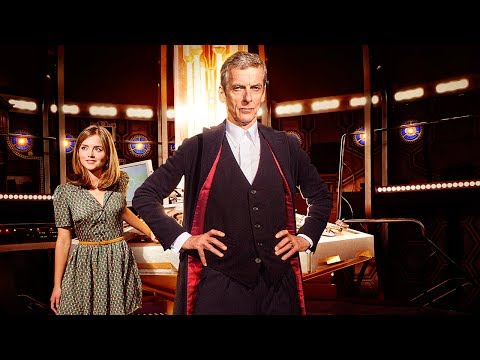 """""""Am I a good man?"""" - Doctor Who Series 8 Teaser - Doctor Who - BBC"""