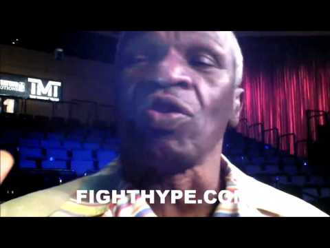 """MAYWEATHER SR. INSISTS CONOR MCGREGOR DOESN'T REALLY WANT TO FIGHT FLOYD: """"AIN'T NOTHING BUT TALK"""""""