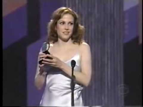Mary Louise Parker wins 2001 Tony Award for Best Actress in a Play